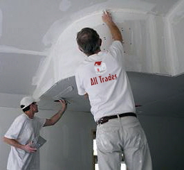 Drywall Work Example 3